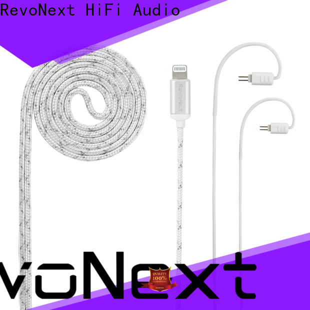 RevoNext bluetooth headphones cable company for earbuds