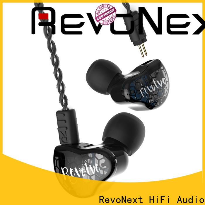 RevoNext rx6 best noise isolating in ear headphones series for office