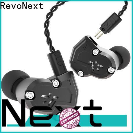 RevoNext drivers best sounding earphones suppliers bulk production