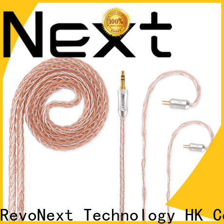 RevoNext best value best earphone cable supply for promotion