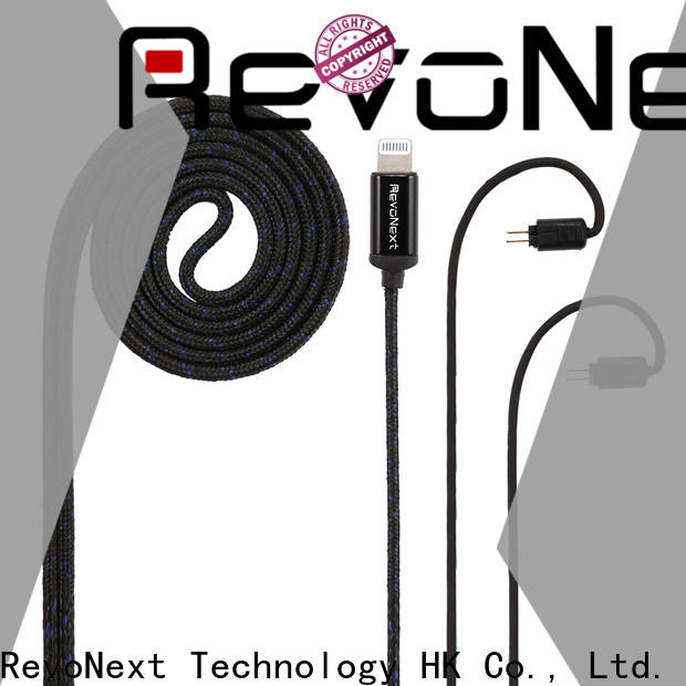 factory price high end headphone cables supply for hifi