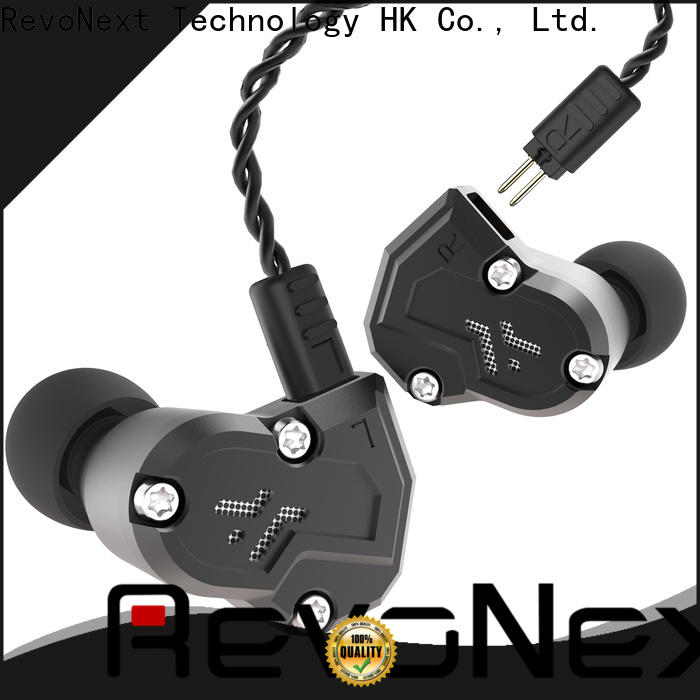 RevoNext professional best noise isolating in ear headphones supplier for school
