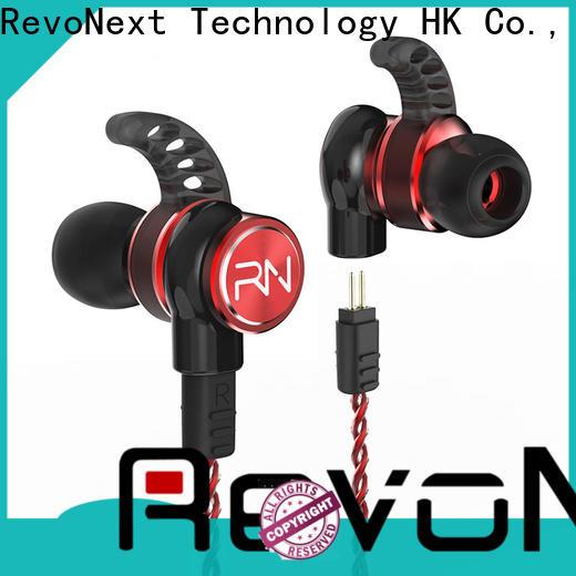 RevoNext dual good in ear headphones from China bulk production