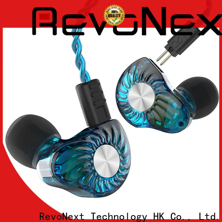 RevoNext low-cost best quad driver earbuds series for home