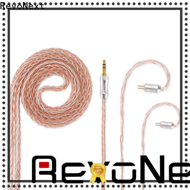RevoNext high quality in ear headphones strong cable supply for sale