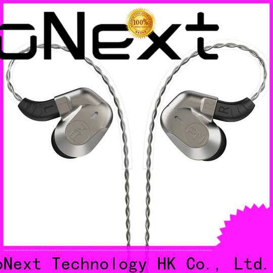latest best dual driver headphones factory for firness room