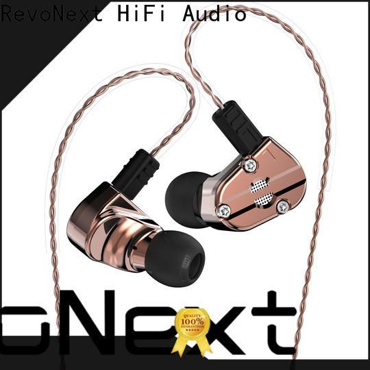 RevoNext rx8s best budget dual driver earphones best supplier for home