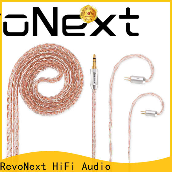 RevoNext quality headphone cable factory for promotion