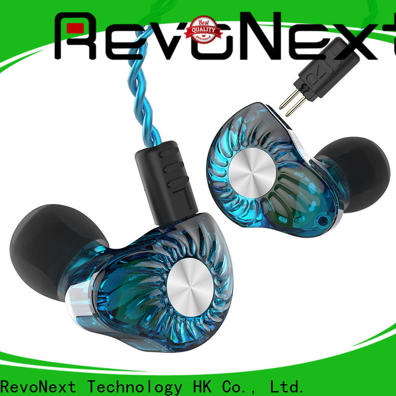 RevoNext stable headset in ear with good price for gym centre