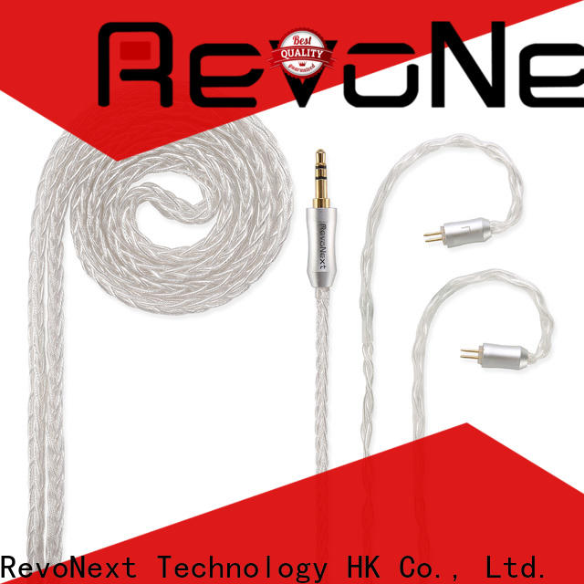 RevoNext popular in ear headphones strong cable company for headphone