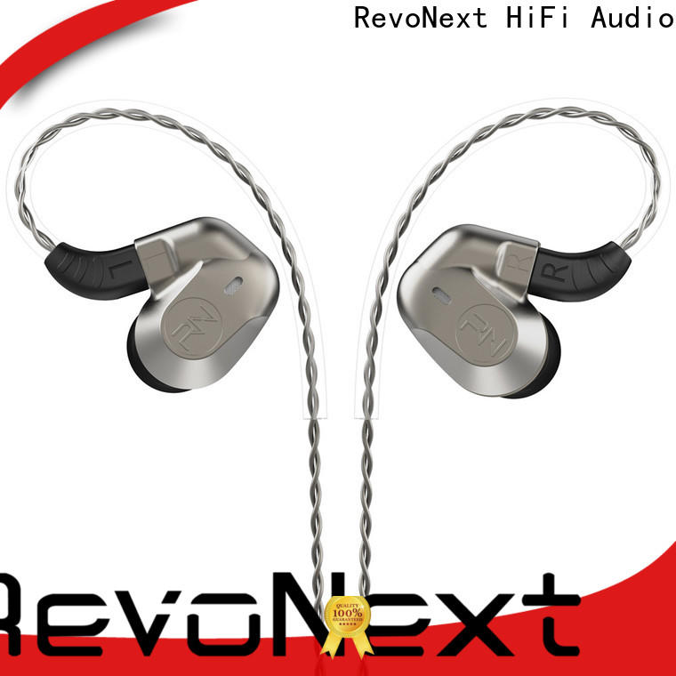 high quality triple driver in ear headphones best manufacturer for jogging