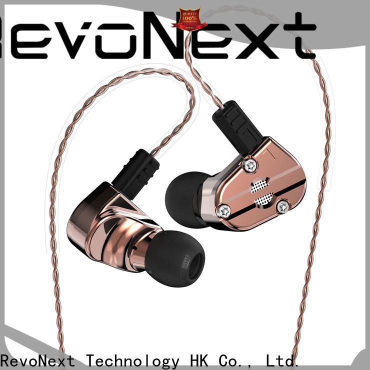 RevoNext comfortable wear good earbud headphones inquire now for relaxing