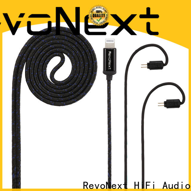 RevoNext in ear headphones with strong cable manufacturer for earbuds