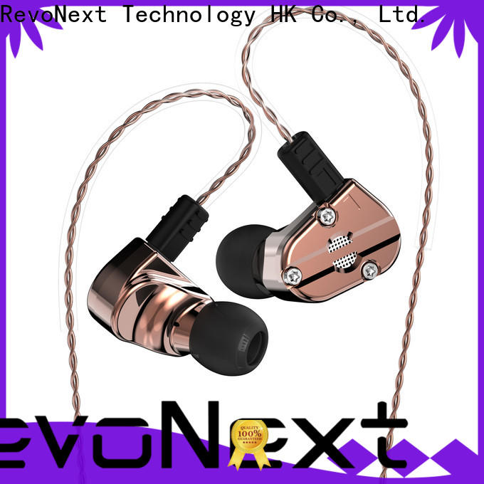 cheap best noise isolating in ear headphones dual series for jogging