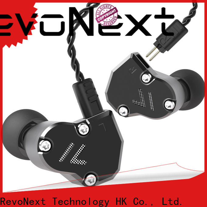 RevoNext dual good in ear headphones directly sale for music