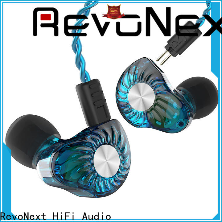 RevoNext professional best sounding in ear headphones directly sale for music
