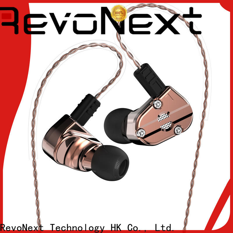RevoNext comfortable wear best high end earbuds from China for sale
