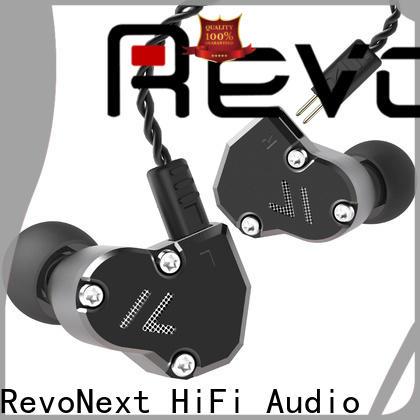RevoNext reliable ear in headphones bulk buy for sport