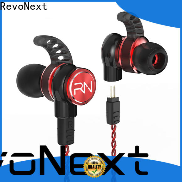 RevoNext qt2s best rated in ear headphones from China for promotion