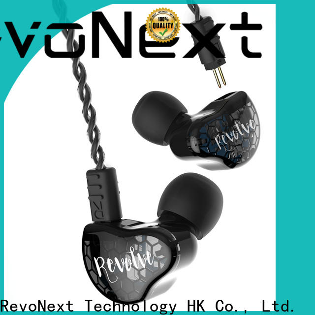 RevoNext headphone best cheap in ear headphones factory direct supply for firness room