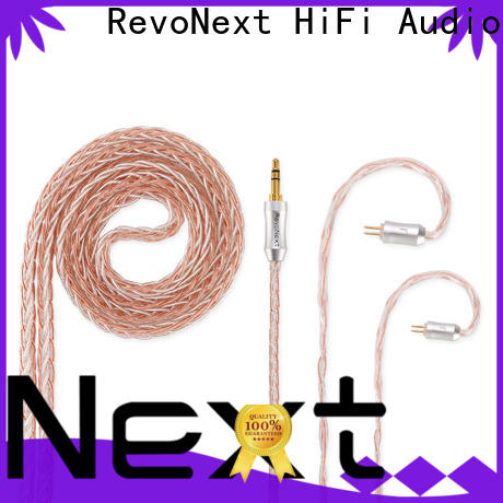 RevoNext stereo headphone cable bulk buy for earbuds