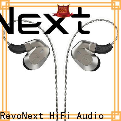 RevoNext best triple driver earphones best manufacturer for school