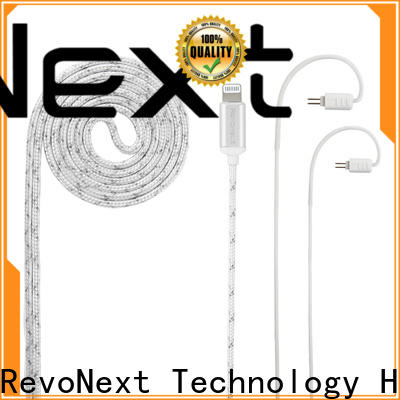RevoNext customized lightning cable headphones wholesale bulk buy