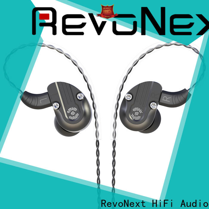 reliable best dual driver earbuds company for relaxing