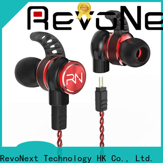 RevoNext best price best sounding in ear headphones from China for sale