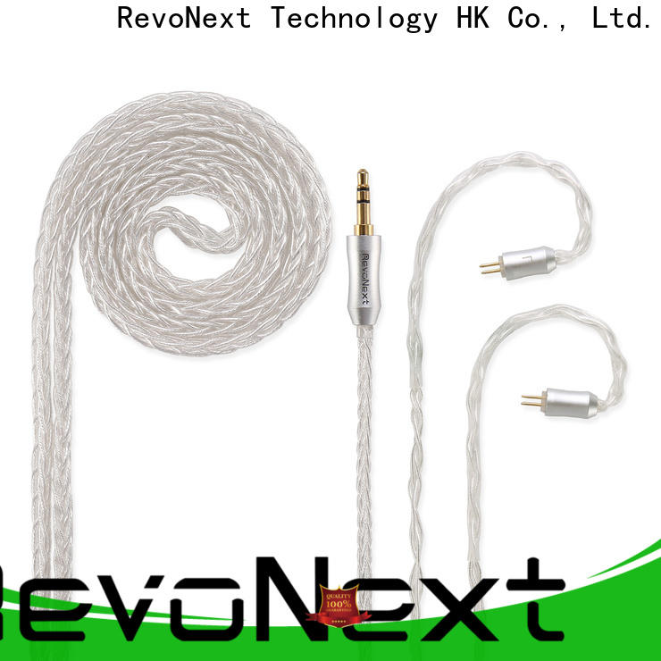RevoNext carrying in ear headphones removable cable best manufacturer for earphone