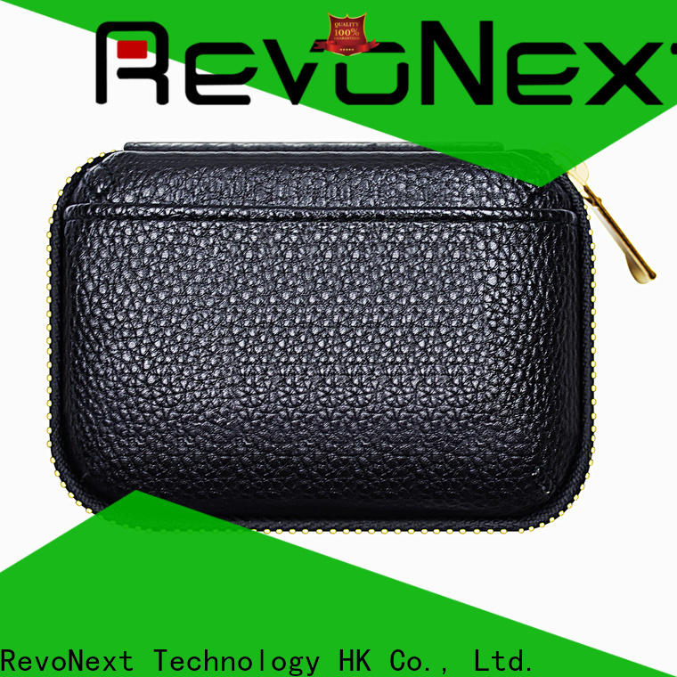 RevoNext high quality earphone carrying case best supplier for earphone