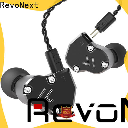RevoNext qt2s triple driver in ear headphones supply for home
