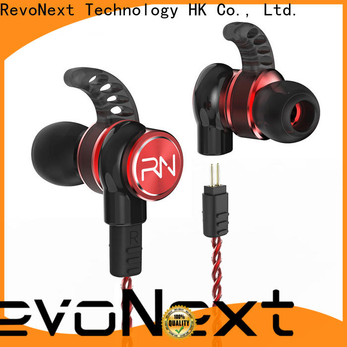 RevoNext best valued in ear hifi from China for jogging