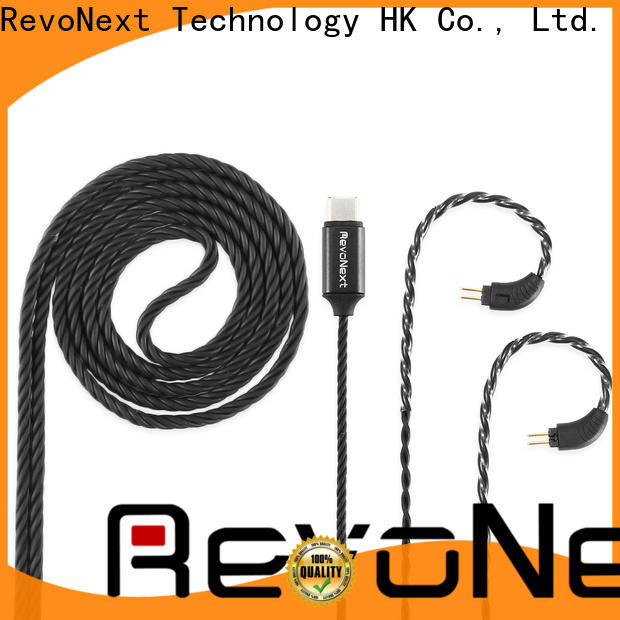 RevoNext durable bluetooth cable directly sale for earphone