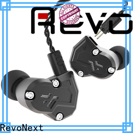 RevoNext qt3s good quality in ear headphones from China for sport
