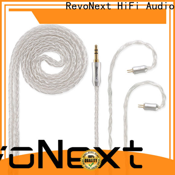 RevoNext revonext earbud cable factory direct supply for promotion
