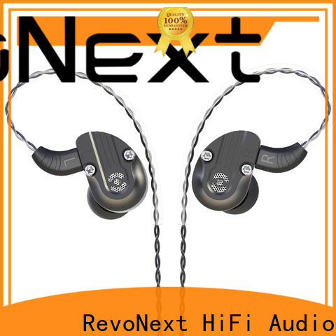 RevoNext bluetooth headphones with cable factory direct supply for jogging