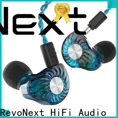 RevoNext earphones best sounding on ear headphones from China for promotion