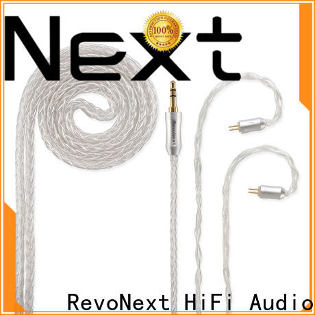 RevoNext b02 in ear headphones long cable company for hifi