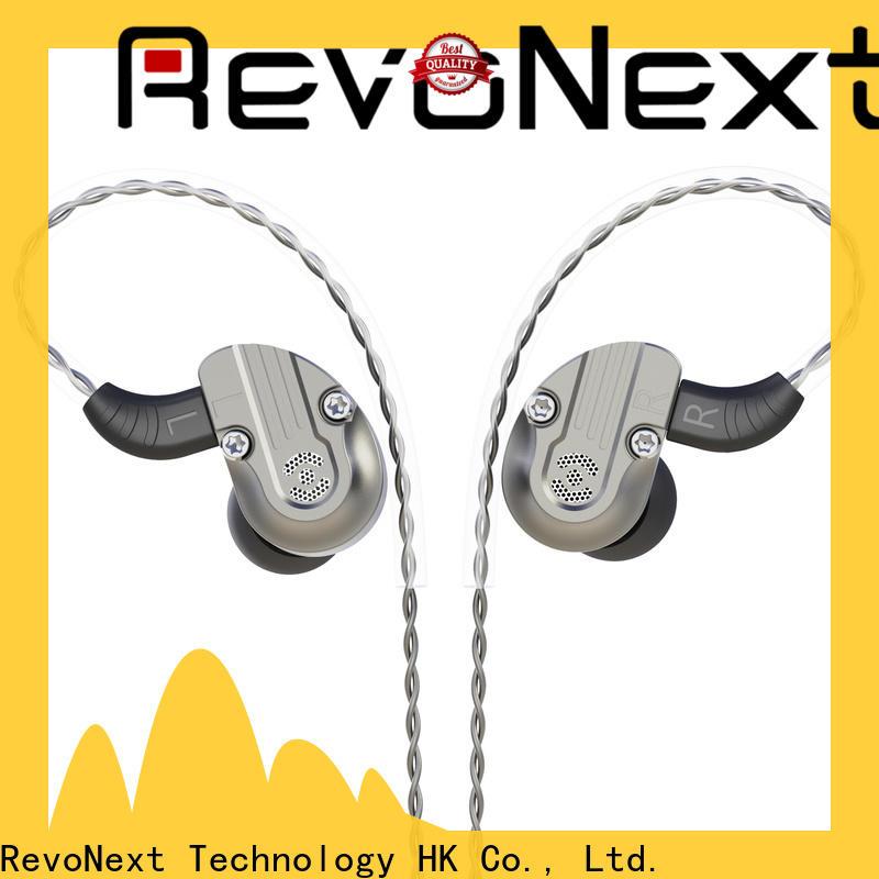 RevoNext best budget dual driver earphones series for sale