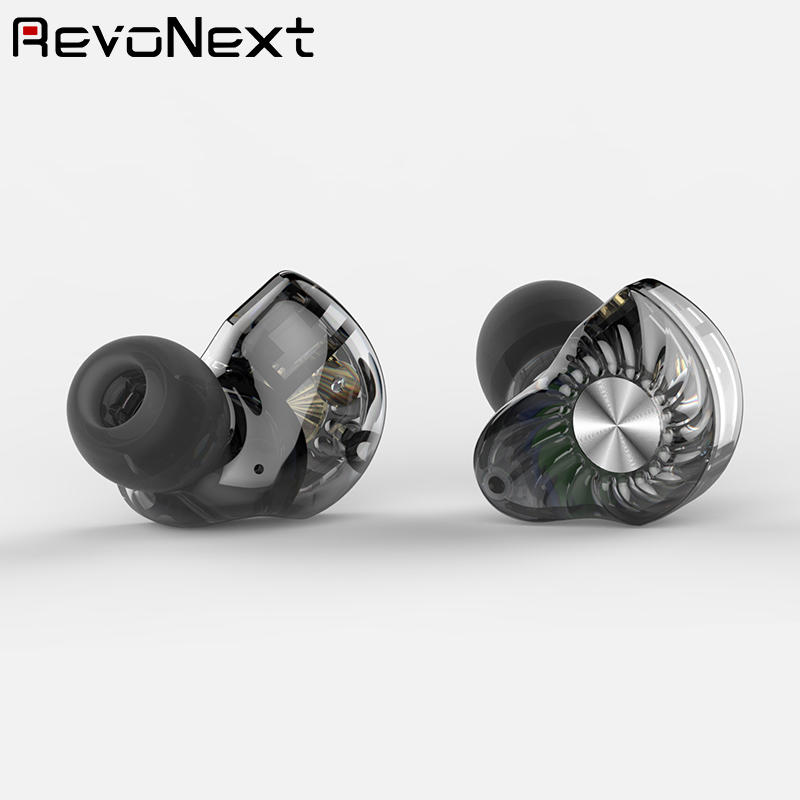 quad best rated in ear headphones earbuds for school RevoNext-3