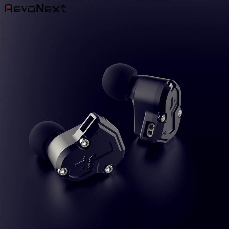 RevoNext quad sports earphones directly price for music-1