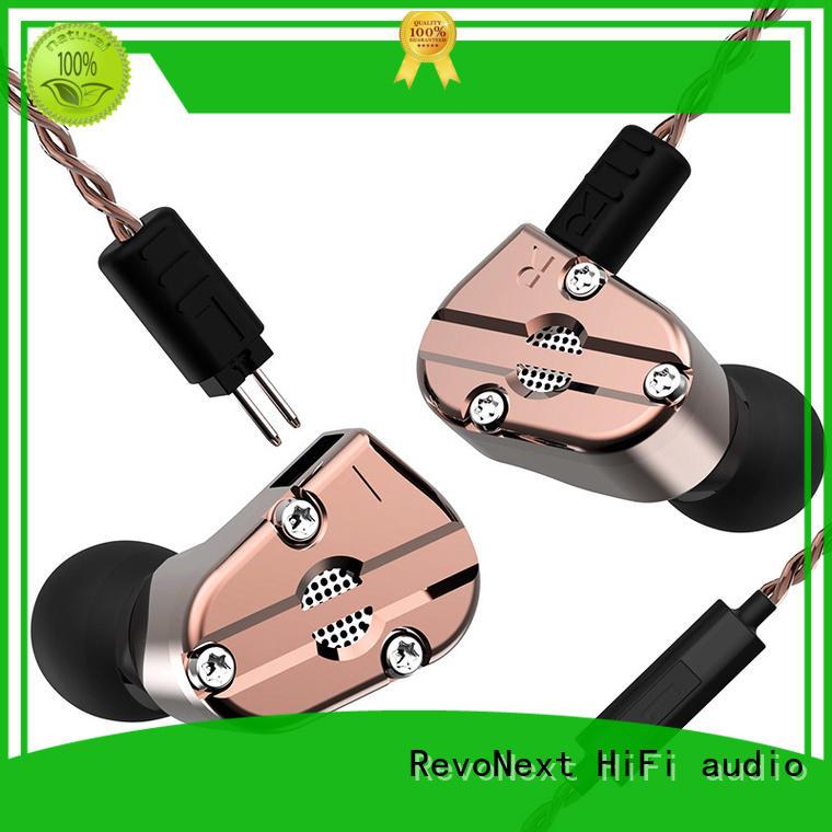 RevoNext Brand inear headphone top ten in ear headphones