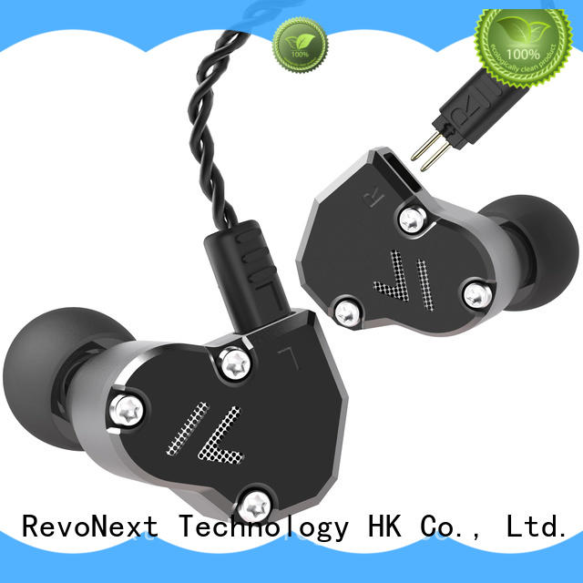 RevoNext qt2s best quality in ear headphones from China for sport
