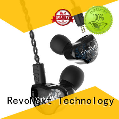 RevoNext comfortable wear top rated ear buds in ear monitor for office