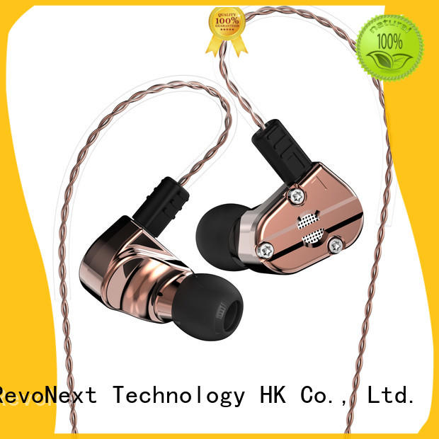 QT5 Dual Drivers In-Ear Headphone