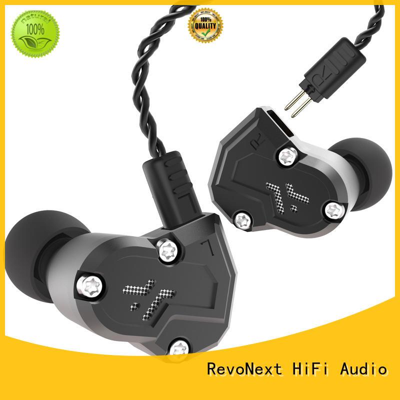 RevoNext comfortable wear sports earphones earbuds for firness room