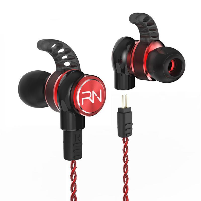 RX6 Dual Drivers In-Ear Earphones
