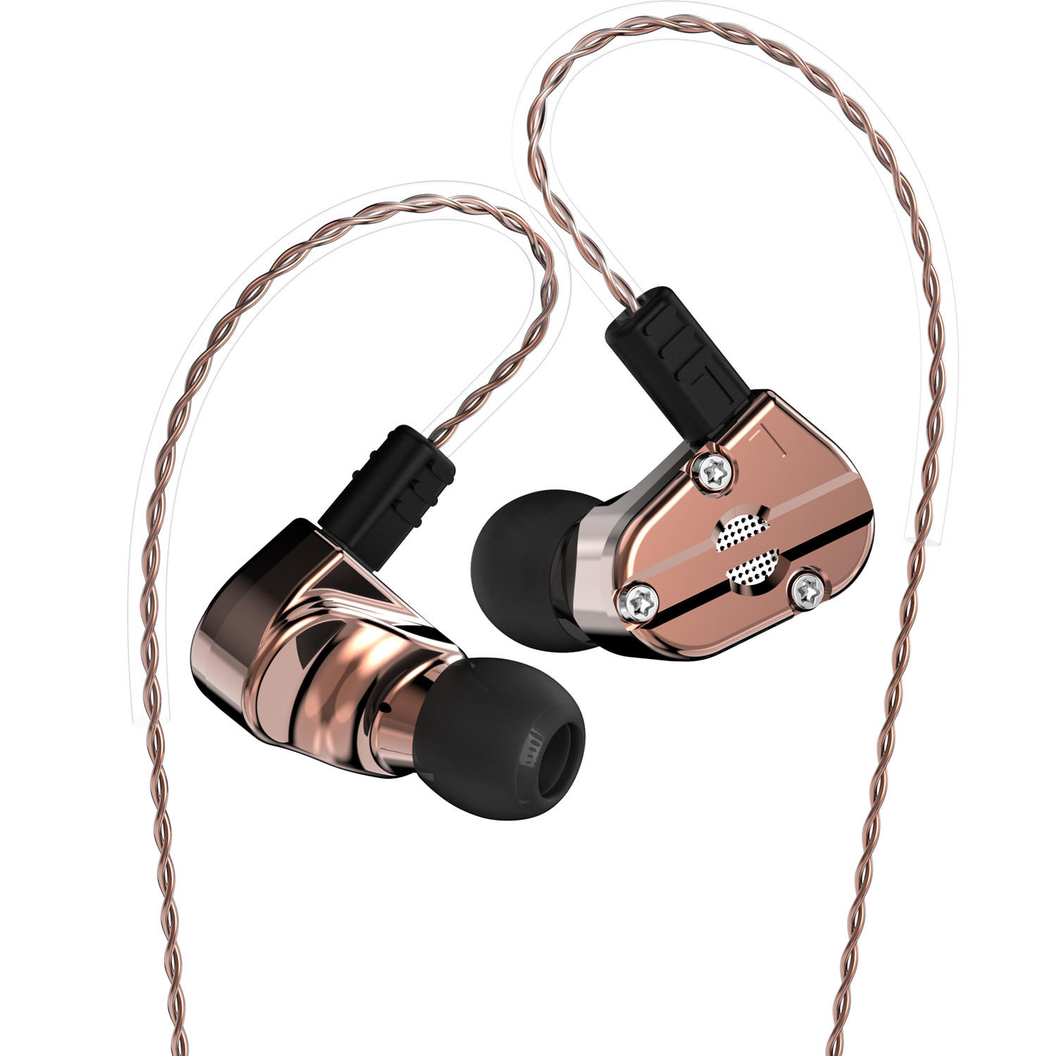 QT5 Dual Drivers In-Ear Headphone