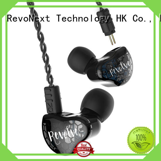 RevoNext factory price best quality in ear headphones supply for music